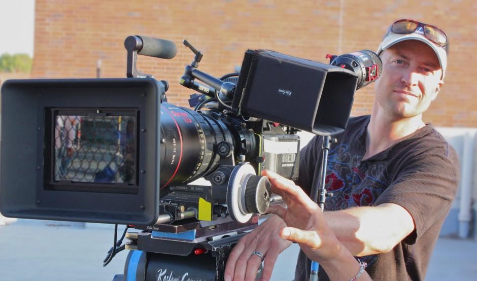 BA Red camera