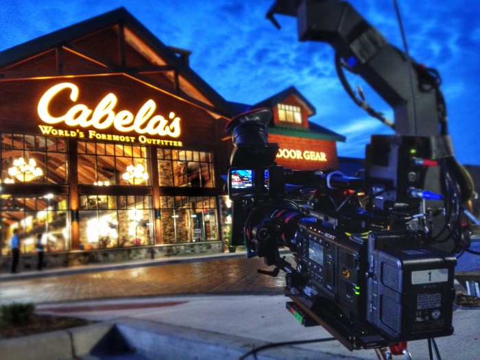 Cabelas commercial, N. Carolina #55 @brookaitken #DPcolorado
